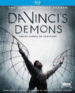 DaVinci's Demons blu