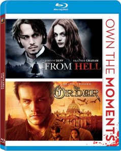 From Hell The Order blu