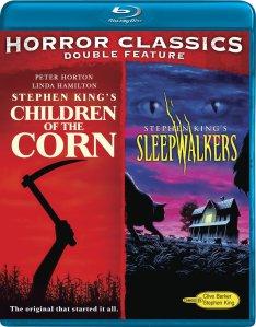 Horror Classics Children of the Corn Sleepwalkers