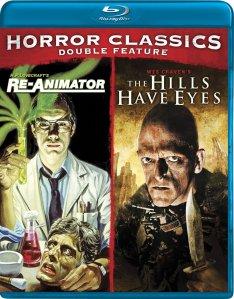 Horror Classics Reanimator Hills Have Eyes