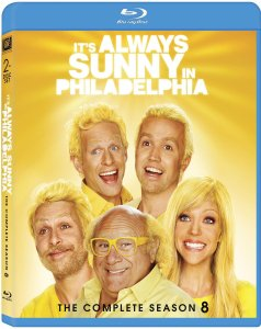 Its Always Sunny in Philadelphia blu