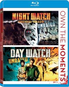 Night Watch Day Watch blu