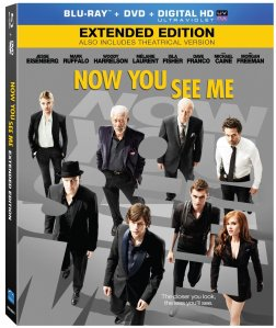 Now You See Me blu