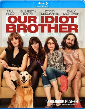 Our Idiot Brother (2011) Blu-Rayreview