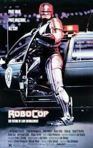 RoboCop 1988 poster