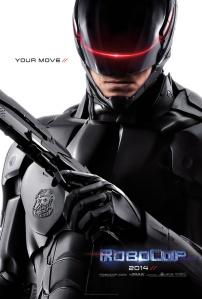 RoboCop 2014 teaser poster