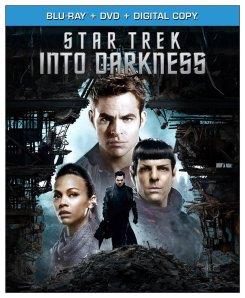 Star Trek Into Darkness blu