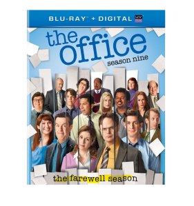 The Office blu
