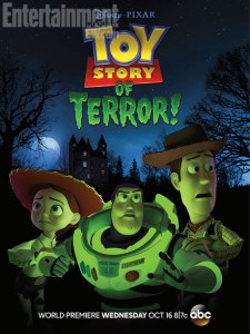 Toy Story of Terror Key Art -- exclusive EW.com image
