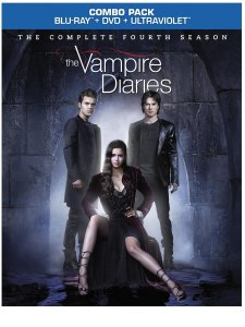 Vampire Diaries blu