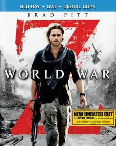 World War Z blu