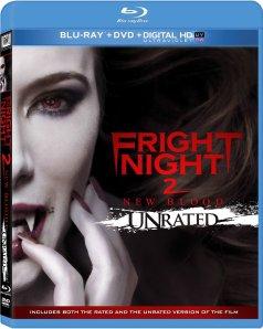 Fright Night 2 blu