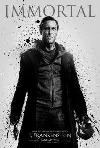 I Frankenstein teaser poster