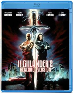 Highlander II Renegade Version
