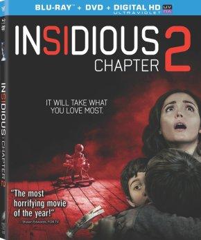 Insidious Chapter 2 (2013) Blu-Rayreview