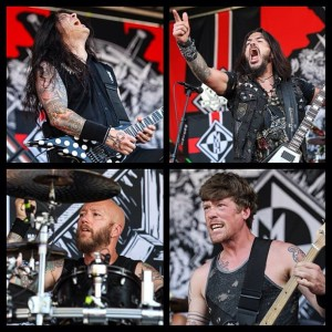 machine head new lineup