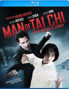 Man of Tai Chi blu
