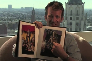 Thomas Jane talking about Drew Struzan