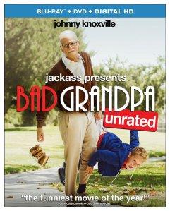 Bad Grandpa blu