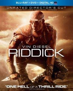 Riddick blu