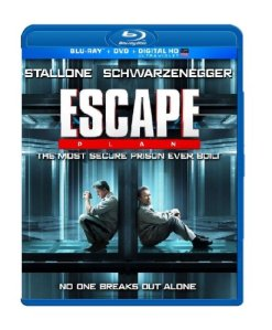 Escape Plan blu