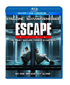Escape Plan (2013) Blu-Rayreview