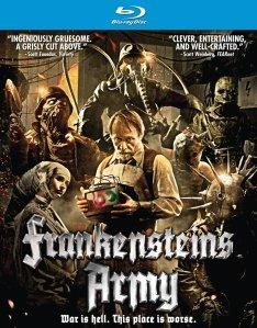 Frankensteins Army blu