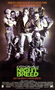 Nightbreed poster