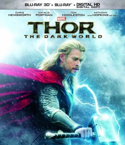 Thor The Dark World blu