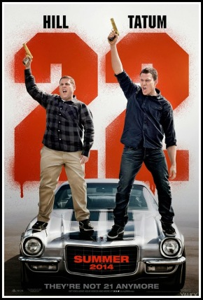 """This is the most uncomfortable fist fight I've ever been in.""  22 Jump Street red band trailer 2!! (NSFW)"