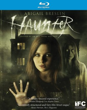 Haunter (2013) Blu-Ray review