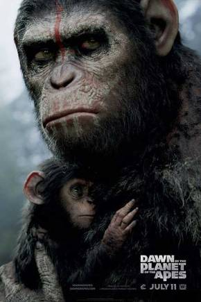 Dawn of the Planet of the Apes (2014) review