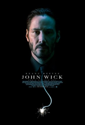 """""""I lost everything.  That dog was a final gift from my dying wife.""""  John Wick trailer1!!"""
