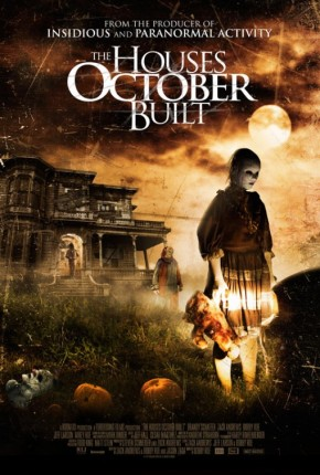 """""""Look what we have here.""""  The Houses October Builttrailer!"""