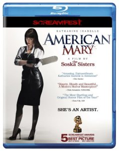 American Mary blu