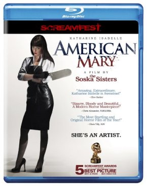American Mary (2013) review
