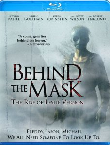 Behind the Mask blou