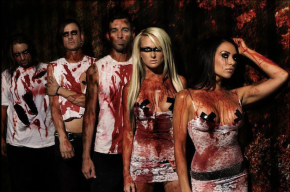 Butcher Babies drop video for 'They're Coming to Take Me Away'!!