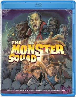 The Monster Squad (1987) review