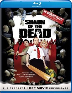 Shaun of the Dead blu