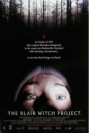 CLOSED-HALLOWEEN CONTEST #2- The Blair Witch Project HD Ultraviolet code!!