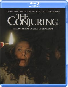 The Conjuring blu