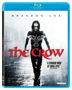 The Crow blu