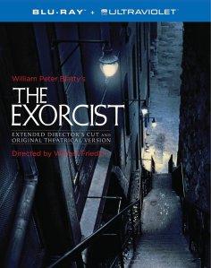 The Exorcist blu