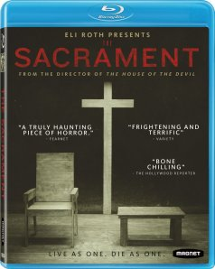 The Sacrament blu