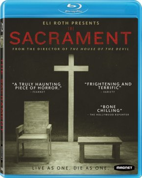 The Sacrament (2014) review