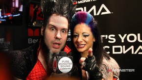 Wayne Static's widow, Tera Wray Static, issues statements denying Staticoverdose