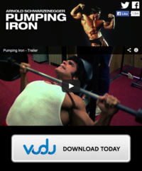 Pumping Iron Blog App