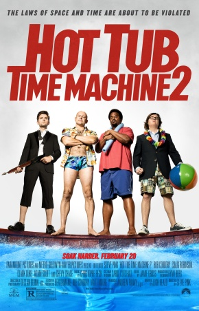 """""""You look like the least popular kid in the cancer ward."""" Hot Tub Time Machine 2 red band trailer!  (SUPER NSFW OR FORKIDS!!)"""