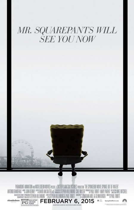 Spongebob 50 Shades
